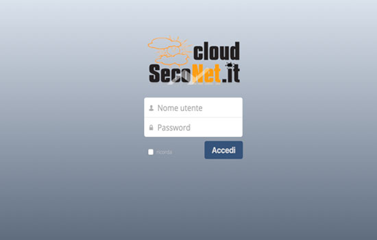 Cloud.seconet.it